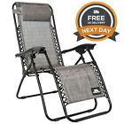 Trespass Glenesk Folding Reclining Chair Camping Seat with Head Rest