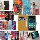 Leather Flip Card Wallet Stand Cover Case For Various Gionee SmartPhones + Strap £3.49 GBP