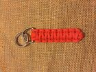 PORTACHIAVI DA MOTO PARACORD RAINBOW - SOLOMON BAR - SURVIVAL KEY RING