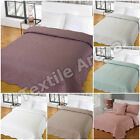 Luxury Embroidered Vintage Bedspread Comforter Blanket Throw 6 Colours 200x200cm