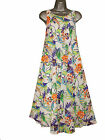 CURVACEOUS CLOTHING PLUS SIZE SLEEVELESS PRINTED SWING DRESS