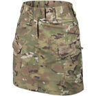 Helikon Women's Urban Tactical Skirt Hiking Airsoft Army Military Dress Camogrom