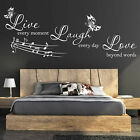 Live Laugh Love Wall Quotes Wall Stickers Wall Quote Love Wall Sticker N17