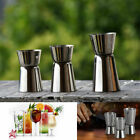 Внешний вид - S/M/L Stainless Steel Jigger Cocktail Drink Bartender Mixer Measuring Cup New