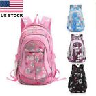 HOT Children Devotee School Bags For Laptop Book Girls Backpack Casual Travel GW