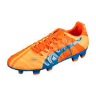 Puma EvoPower 3 H2H FG Orange Clown Fish/Electric Blue Lemonade 103721 01