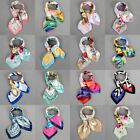 Lady Women Square Silk Feel Satin Scarf Head Neck Hair Tie Band 60cm*60cm