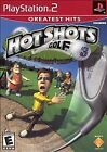Hot Shots Golf 3 - PlayStation 2 Sony Computer Entertainment Video Game