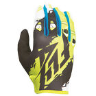 Fly Racing 2017 Kinetic Relapse Gloves - Lime/Blue