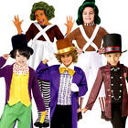 Charlie & The Chocolate Factory Kids Fancy Dress Book Character Children Costume