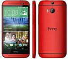 New HTC ONE M8 Unlocked 4G Smartphone 32GB - Available in 5 Colours