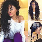 100% Real Full Lace Human Hair Wig Malaysian Straight Lace Frontal Wig Baby Hair