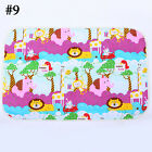 Changing Pad Nappy Kids Baby Cover Cotton Mat Bedding Waterproof Cute Diaper
