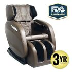 2017 Full Body Massage Chair 3yr Warranty! Recliner Shiatsu Heat Zero Gravity фото