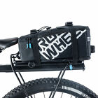 Roswheel Waterproof Bicycle Bike Rear Seat Bag Rack Trunk Pannier Shoulder Bag
