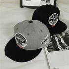 Embroidery Outdoor Unisex Hip Hop Baseball Cap Flat Snapback Hat Fashion