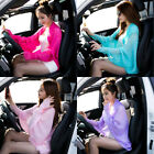 Summer Chiffon Women Beach Towel Wearable Folded Sunscreen Shawls for Car Rider
