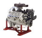 Visible V8 Engine Plastic Assembly Kit with Display Stand and Screwdriver 12in