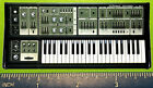 Roland SH 101 201 Gaia 1 2 5 7 01 SYNTHESIZER refrigerator magnet