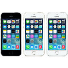 NEW APPLE IPHONE 5S 16GB 32GB GOLD SILVER GREY SMARTPHONE FACTORY UNLOCKED