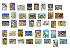 2 packs of Paper Pocket Tissues many designs stocking fillers wedding cute