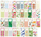 Caspari Printed Patterned Tissue Wrapping Paper Christmas & occasions 4 sheets