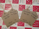 Personalised Plum Vodka Sloe Gin Strung Buff Tags Labels Homemade By ....