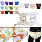 Waterproof Teen Adult Cloth Diaper Nappy Cloth Pants For Bedwetting Gw