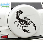 New Scorpion Car Hood Decals Modified Front Rear Bumper Scratch Marks Stickers
