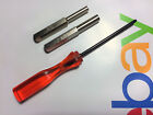 3.8mm 4.5mm Security Bit Triwing Screwdriver Tool Gamebit -Nintendo Sega N64 USA