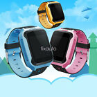 Smart Wrist Watch GPS Safeness Anti-Lost Tracker WaterProof For Android Teenager Kids