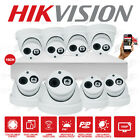 Hikvision 16Ch DS-7116HQHI-F1/N DVR HDMI P2P & 8x 2MP 1080P Array Dome Camera