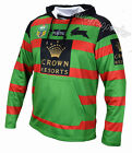 South Sydney Rabbitohs 2017 NRL Jersey Hoodie Adults and Kids Sizes BNWT Hoody