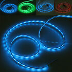 LED Visible Flow Light Micro USB Data & Sync Charger Cable Cord For Smart Phones