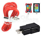 "TX 6 ft Charger+Cable for Fuhu Nabi DreamTab DMTab Touch Screen HD 8"" Tablet e"