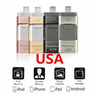 i Flash External Memory Stick USB Drive U Disk  For Android/IOS iPhone PC