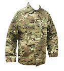 MTP Camouflage Tropical SHIRT - Buttons - British Army Military - Combat Jacket