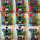 Elephant Mandala Curtains Wholesale Lots Curtain Drape Indian Cotton Tapestry