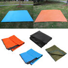 6.9' x 4.9' Waterproof Ground Sheet Camping Tent Footprint with Anchor Holes