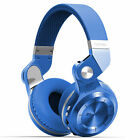 Bluedio Turbine 2 Plus Bluetooth Stereo Headsets Wireless Headphone SD Card Slot