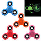 Luminous 3D Hand Spinner Tri Fidget Focus Desk Toy Kid/Adult Fingertips Gyro HME