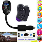 Car Bluetooth Kit MP3 Player FM Transmitter Wireless Radio Adapter USB Charger
