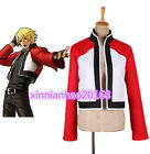 New!THE KING OF FIGHTERS KOF ROCK HOWARD Jacket uniforms cosplay costume