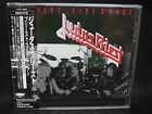 JUDAS PRIEST Priest, Live & Rare JAPAN CD Fight Trapeze Glenn Tipton Merlin