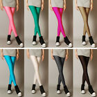 Fashion Women Skinny Leggings Stretch Pencil Pants Casual Trousers Full Length