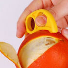 Home Citrus Orange Opener Peeler Slicer Cutter Plastic Lemon Fruit Skin Remover