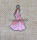 Lot Cartoon Princess Enamel Metal Charms Pendant Jewelry Making Party Gifts G515