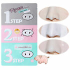 [HOLIKA HOLIKA] Pig-nose Clear Black Head 3 Step Kit 1/3/10pcs Lot / Korea
