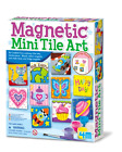 Magnetic Mini Tile Art 4M One Kit Educational Toys For Kids Ages 8 and Up 4563AM