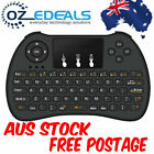 Mini Wireless 2.4Ghz Keyboard Mouse Remote Backlit USB Dongle